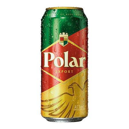 Cerveja Polar Lata 473ml