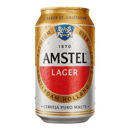 Cerveja amstel Lata 473 ml