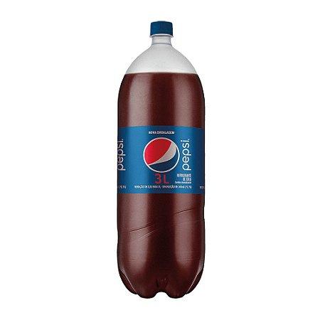 Pepsi Garrafa Pet 3 Litros