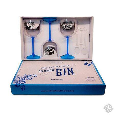 Kit Felicidade Gin