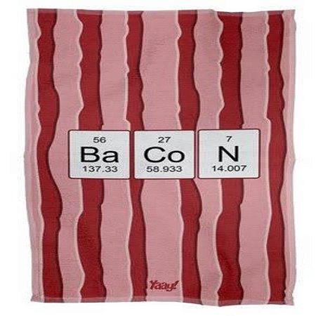 Pano Multiuso Em Microfibra Bacon - Ba Co N