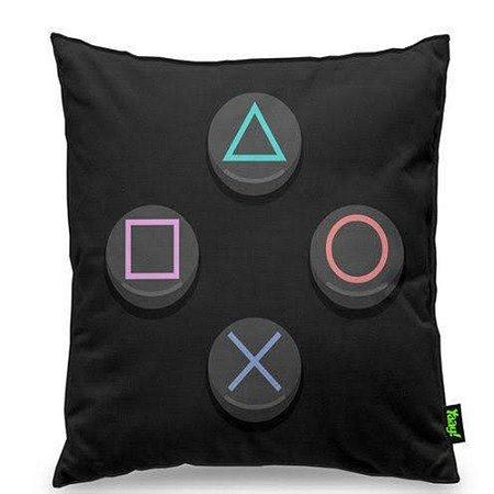 Almofada Gamer Joystick Ps Sony