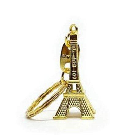 Chaveiro Em Metal Torre Eiffel
