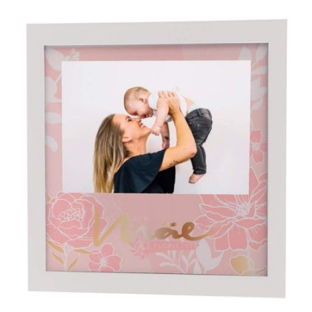 Porta Retrato - Florescer Mãe
