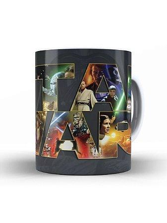 Caneca All Star Wars