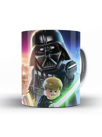 Caneca Lego Star Wars