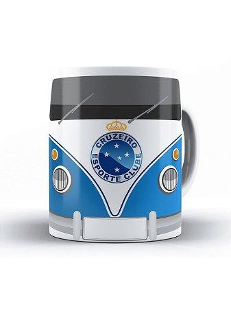 Caneca Kombi Cruzeiro
