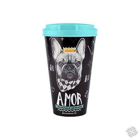 Copo Fun Cachorro Amor