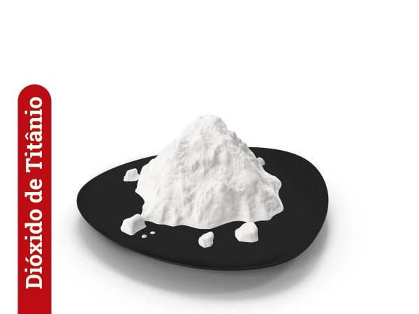 Dióxido de Titânio (1kg)