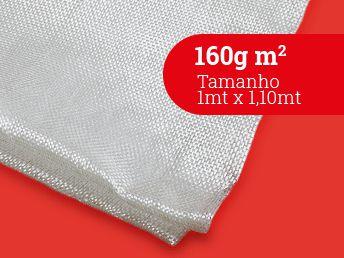 Tecido 160g m2 -  1,10 mts Sarja (Nacional) (1,00 x 1,10)