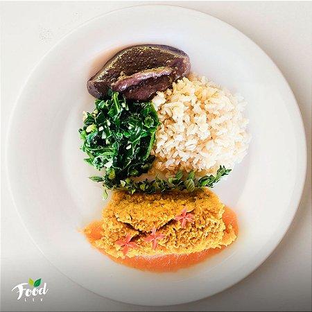 Comida Congelada – Prato Feito – 350g – FoodLev