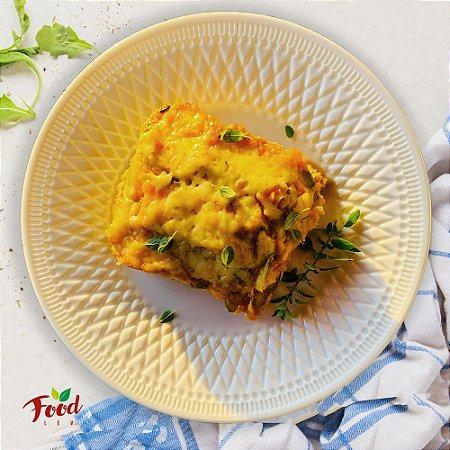 Comida Congelada – Lasanha Vegetariana – 350g – FoodLev