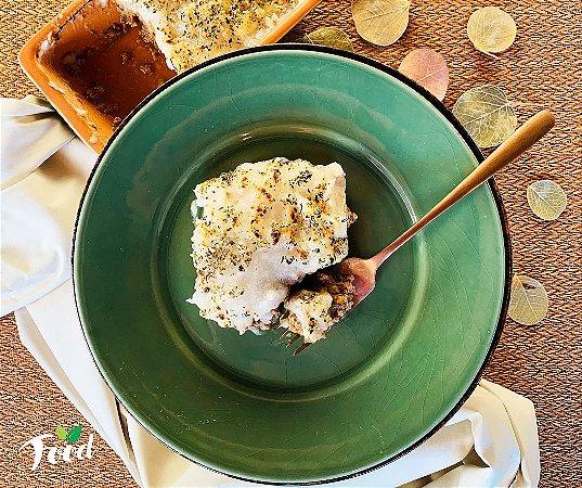 Comida Congelada – Escondidinho de Aipim com Carne Moída – 350g – FoodLev