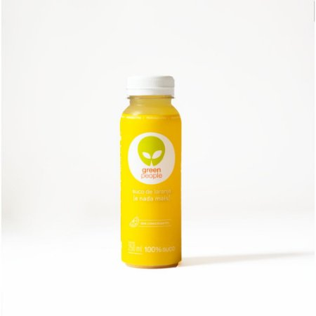Suco GreenPeople Basic Laranja