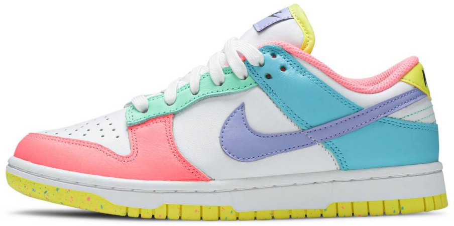 "Nike Dunk Low Wmns SE ""Easter"" Feminino"