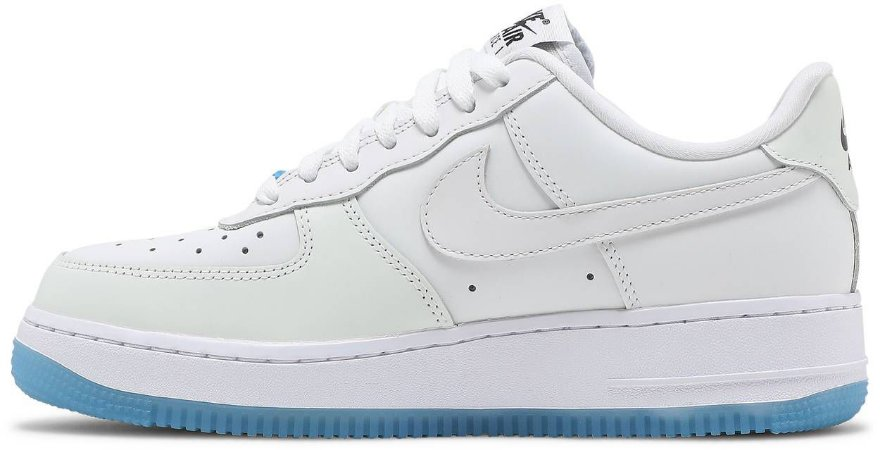 "Nike Air Force 1 Wmns '07 LX ""UV Reactive"" Feminino"