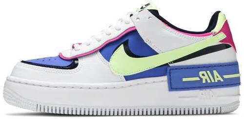 "Nike Air Force 1 Shadow ""Sapphire"" Feminino"