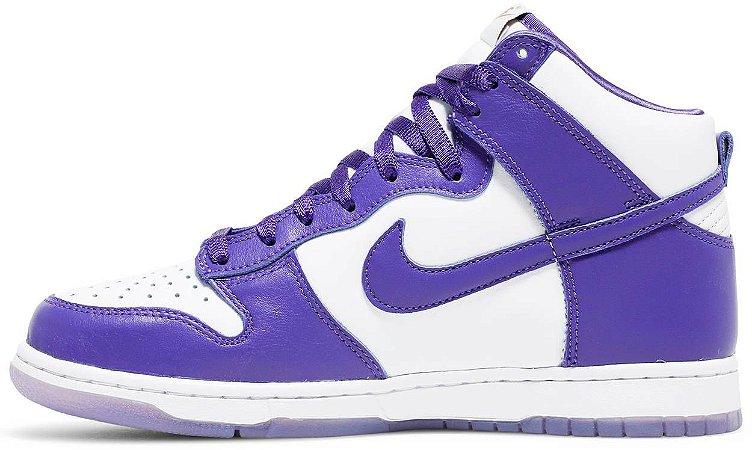 "Nike Dunk High SP Wmns ""Varsity Purple"" Feminino"