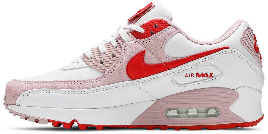 """Nike Air Max 90 Wmns """"Love Letter"""" Feminino"""