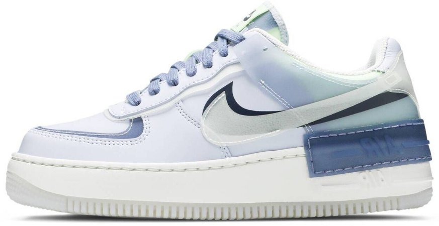 "Nike Air Force 1 Shadow SE ""World Indigo"" Feminino"