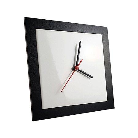 Moldora para Relógio em Azulejo Preta 20x20