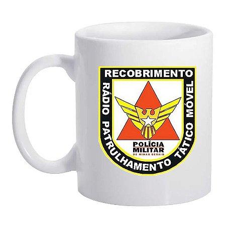 Caneca de Porcelana 325 ml - Polícia Militar de Minas Gerais