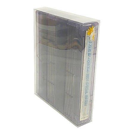Games-36 0,30mm Caixa Protetora para Cartucho Loose Neo Geo MVS Fliperama 10unid