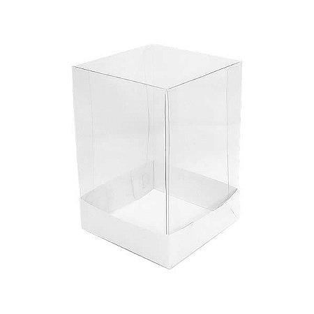 PMB-11 Lisa Branca (PMBTR-11) (6x6x9.5 cm) 10unid Caixa para Embalagem