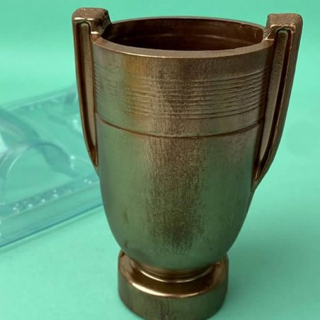 Forma com Silicone Troféu / Vaso 350g Ref. 10225 BWB 1unid