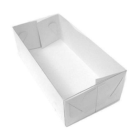 TRP-92 (16x8x5 cm) Caixa para Embalagem Acetato e Papel 10unid