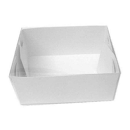 TRP-85 (11x8x5 cm) Caixa para Embalagem Acetato e Papel 10unid