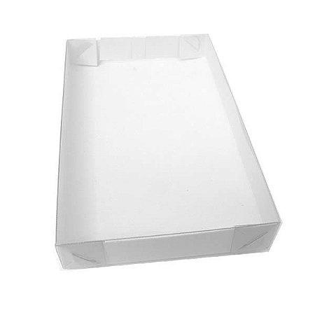 TRP-64 (11.5x6.5x1.5 cm) Caixa para Embalagem Acetato e Papel 10unid