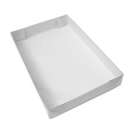 TRP-2 (19x13x2.5 cm) Caixa para Embalagem Acetato e Papel 10unid