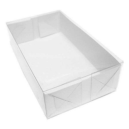 TRP-102 (19x10x5 cm) Embalagens Plástico Acetato e Papel 10unid
