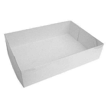 TRP-88 (18.5x11.5x6 cm) Caixa para Embalagem Acetato e Papel 10unid