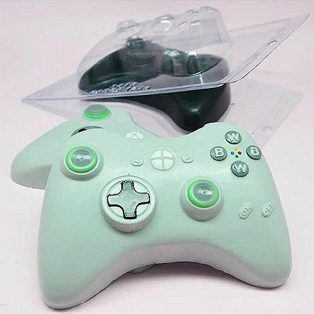Forma para Chocolate com Silicone Joystick xBox Grande Controle Video Game Ref. 9813 BWB 1unid