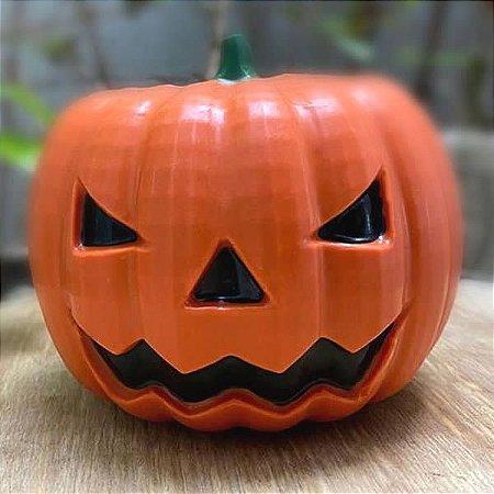 Forma para Chocolate com Silicone Abóbora Halloween Média Ref. 10035 BWB 1unid