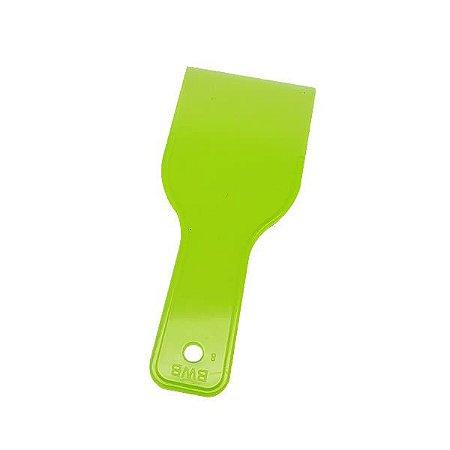 Espatula para Chocolate Pequena Verde Ref. 340 BWB 1unid