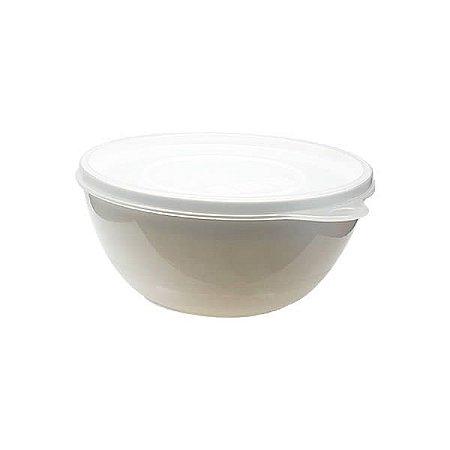 Derretedeira para Chocolate Média 930ml Branca Sólida Ref. 9623 BWB 1unid