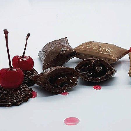 Forma para Chocolate com Silicone Pastel 28g Ref. 9699 BWB 1unid