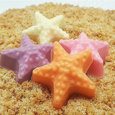 Forma para Chocolate com Silicone Estrela do Mar 9g Ref. 9647 BWB 1unid