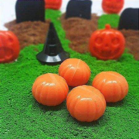 Forma para Chocolate com Silicone Abóbora Especial Halloween 4g Ref. 9644 BWB 1unid