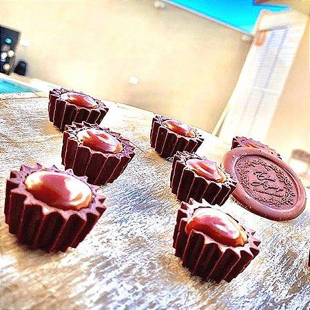 Forma para Chocolate com Silicone Bombom Suiço 8g Ref. 9772 BWB 1unid