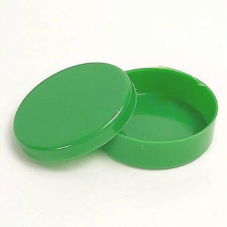 Latinha para Lembrancinhas Mint To Be Verde Escuro Latinha para Personalizar 5x1cm 10unid Festas