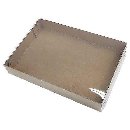 KRP-18 KRAFT (16x11x2.5 cm) Caixa para Embalagem 10unid