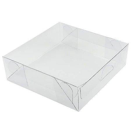 KIT (5pçs) PX-5 (10x10x3 cm) Caixa de Acetato Acetplace