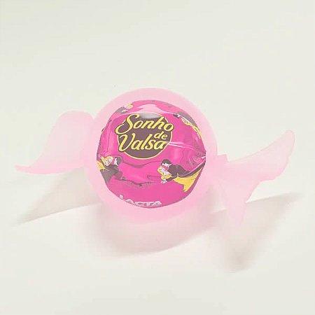 Caixa Bombom Rosa 10unid Sonho de Valsa Festas
