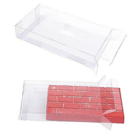 PXTAB-250g Caixa para Tablete 250g / Barra Derretida / Tijolo / 3D / Triângulo BWB 10unid Embalagens