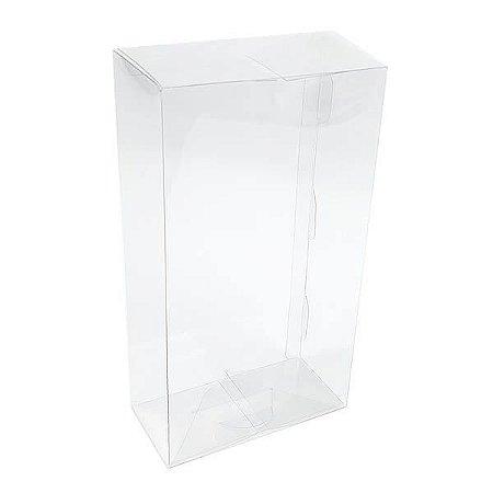 PXPOP-2 (10,2x5,1x18,9) cm 10und Caixa de Acetato Transparente