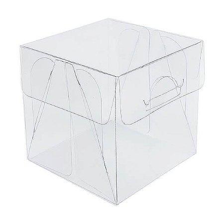 PX-217 (7,5x7,5x7,5) cm 10und Caixa de Acetato